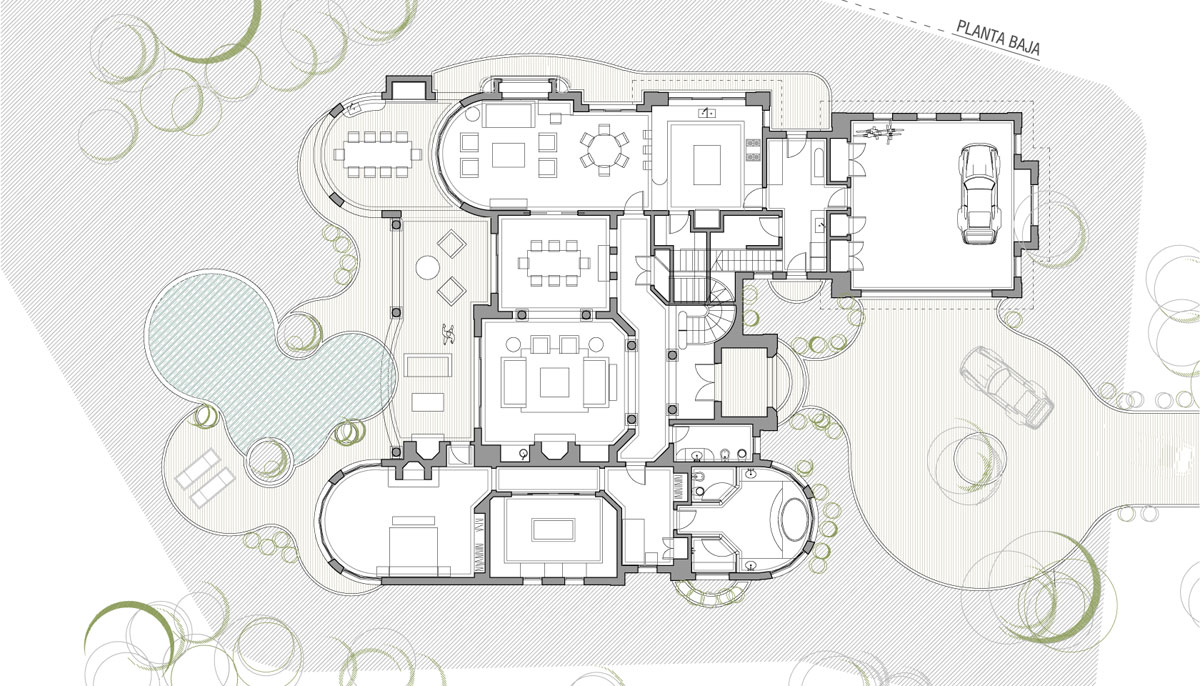Casas neoclásicas