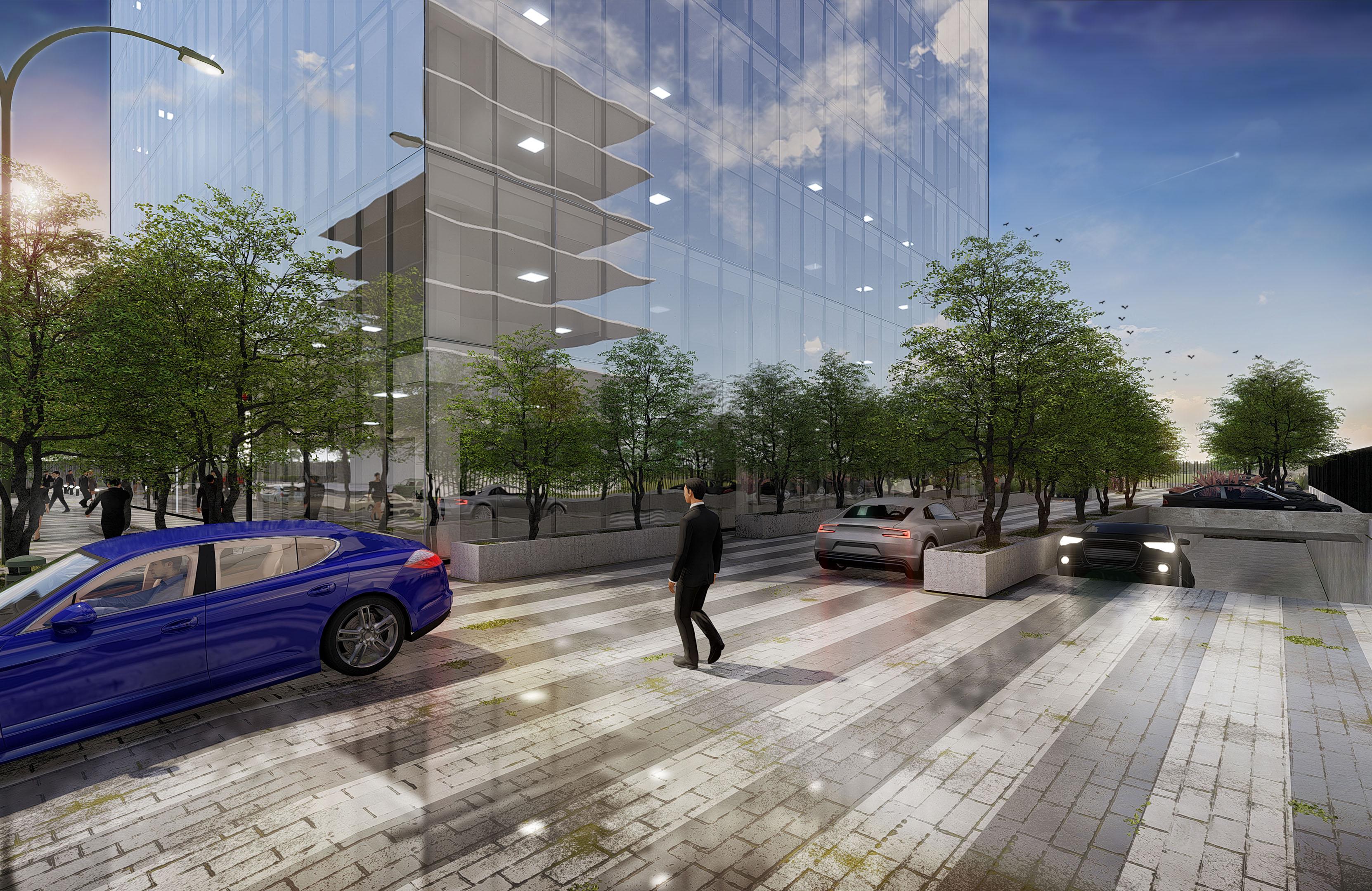 9 plaza calle y estacionamiento de planta baja