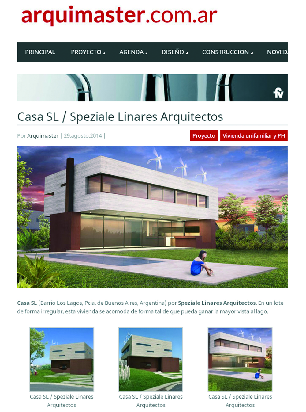 ARQUIMASTER - CASA SL