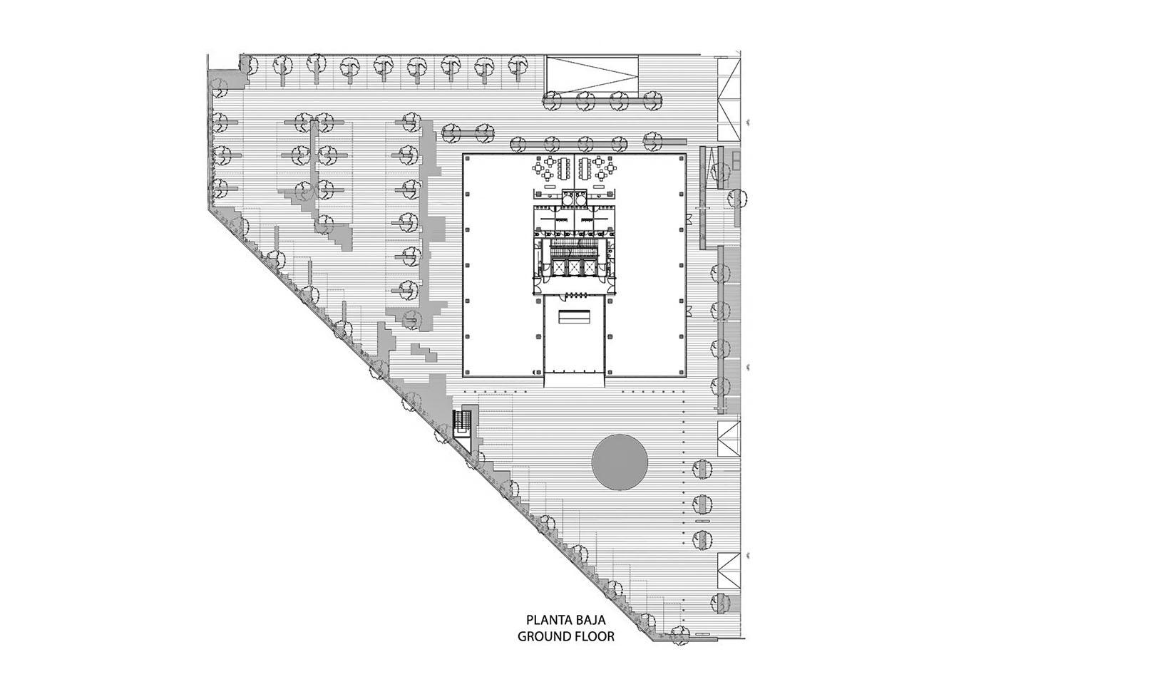 Diseño de edificios de oficina