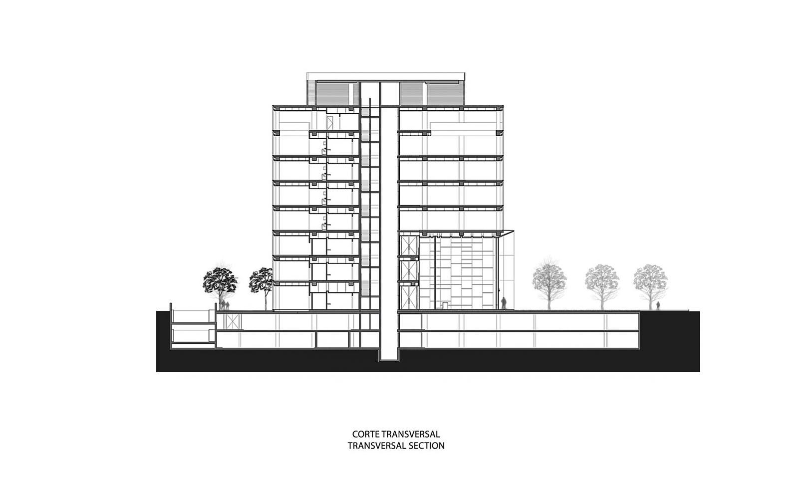 Arquitectura de oficinas minimalistas