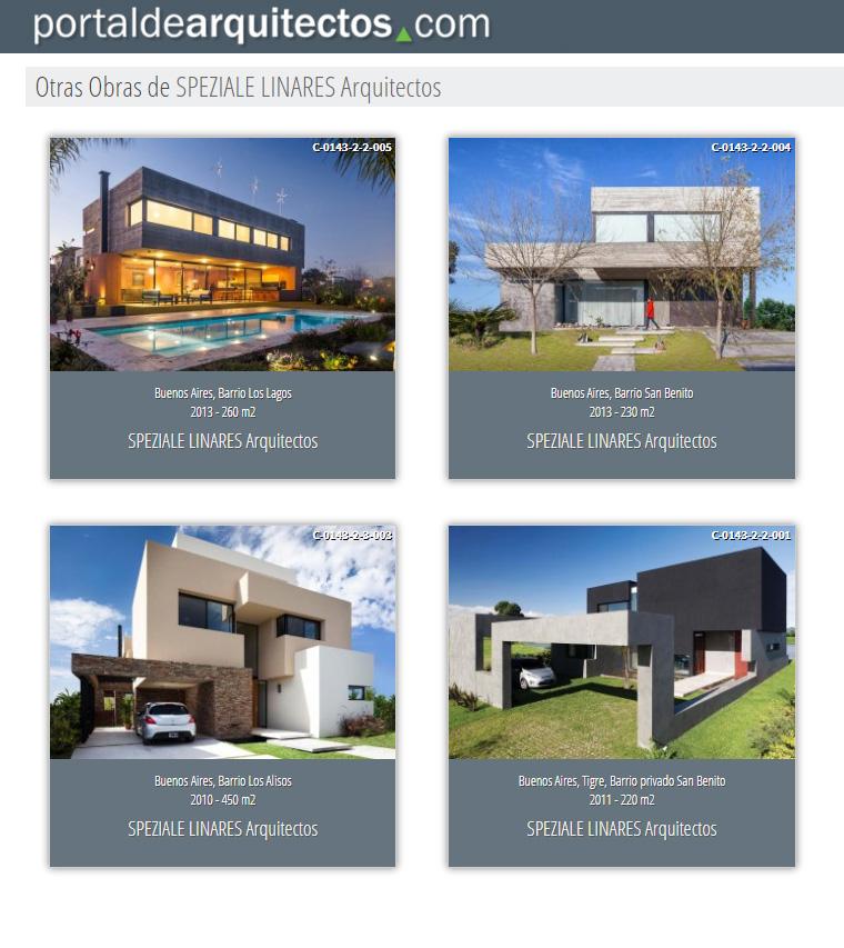 Portal de arquitectos